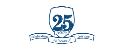 Celebrating Years of Service Celebrating 25 Years in The
