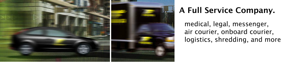 Speeedy courier delivery