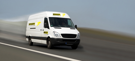 Speeedy Courier Dedicated Driver