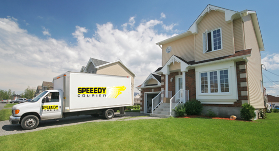 Speeedy Home Delivery